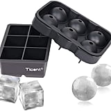 Ticent Ice Cube Trays