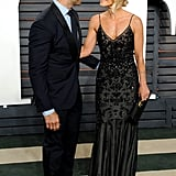 The two only had eyes for each other at the 2016 Vanity Fair Oscars party in February.