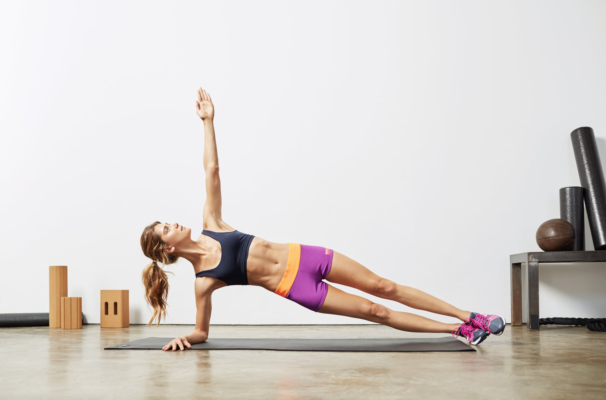 This 30-Day Plank Challenge Is Just What Your Abs Are Craving