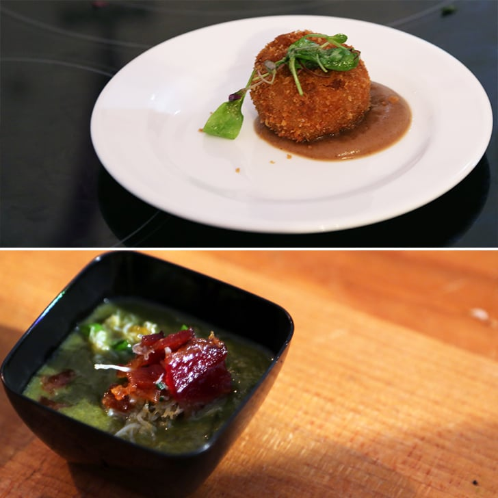 Don't: Serve Food With a Short Service Life