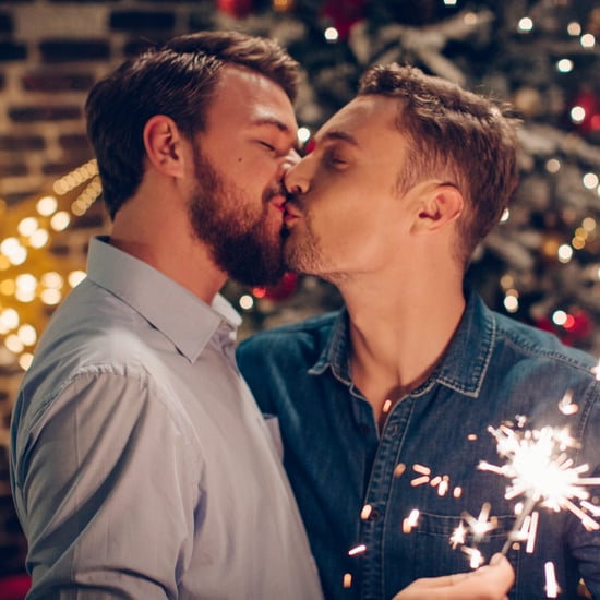 A Christmas Set Up Is Lifetime's First LGBTQ Holiday Movie