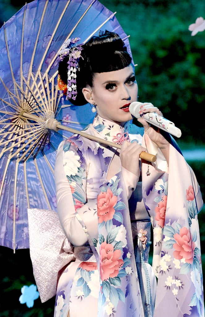 Katy Perry's Geisha