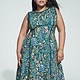 Jason Wu x Eloquii A-Line Tank Dress With Chiffon Detail