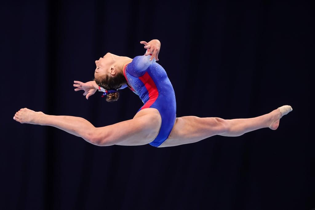 US Women's Olympic Gymnastics Team Spot: Grace McCallum