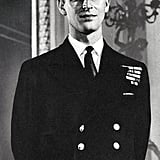 Posing For a Portrait in the 1940s