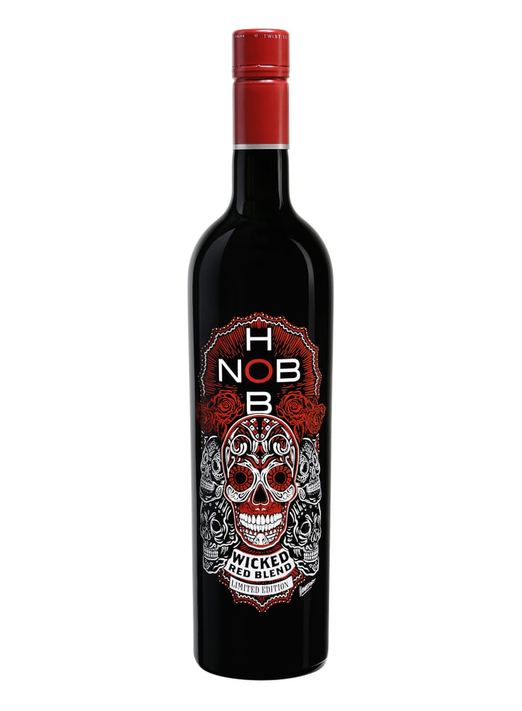 Hob Nob's Wicked Red Blend