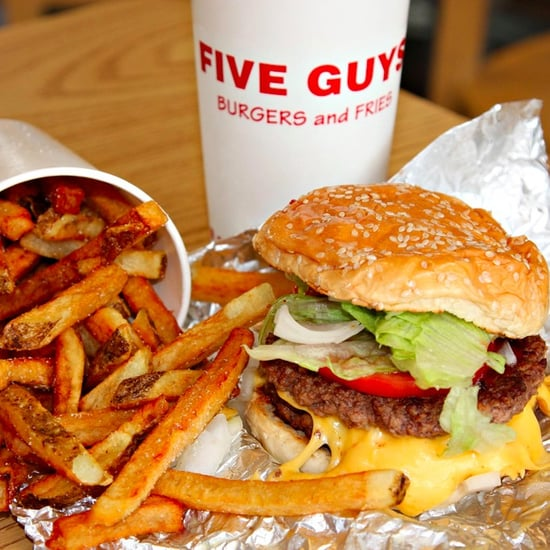 Five Guys Is America's Favorite Burger Chain