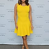 July at a Press Day For Eva Longoria For The Limited