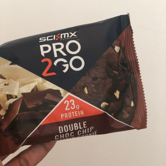 Sci MX PRO 2GO Protein Cookies and Bars