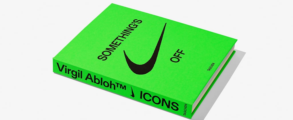 "Virgil Abloh and Nike Book ICONS ""Something's Off"""