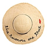 Kate Spade New York The Rumors Are True Raffia Hat