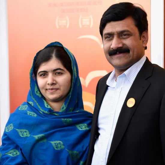 Malala Yousafzai's Dad Interview