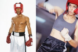 Get Physical: Couples Boxing