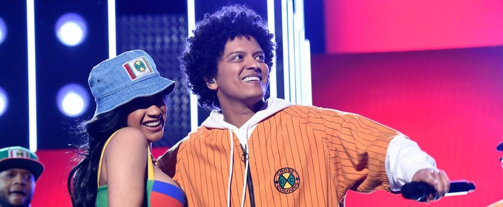 How Is Bruno Mars Honoring Cardi B on 24K Magic Tour?