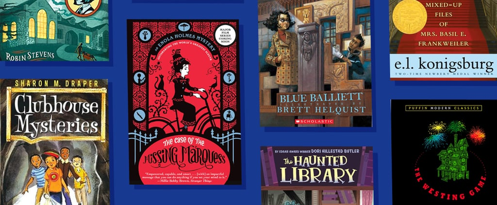 Shop the Best Mystery Books For Kids