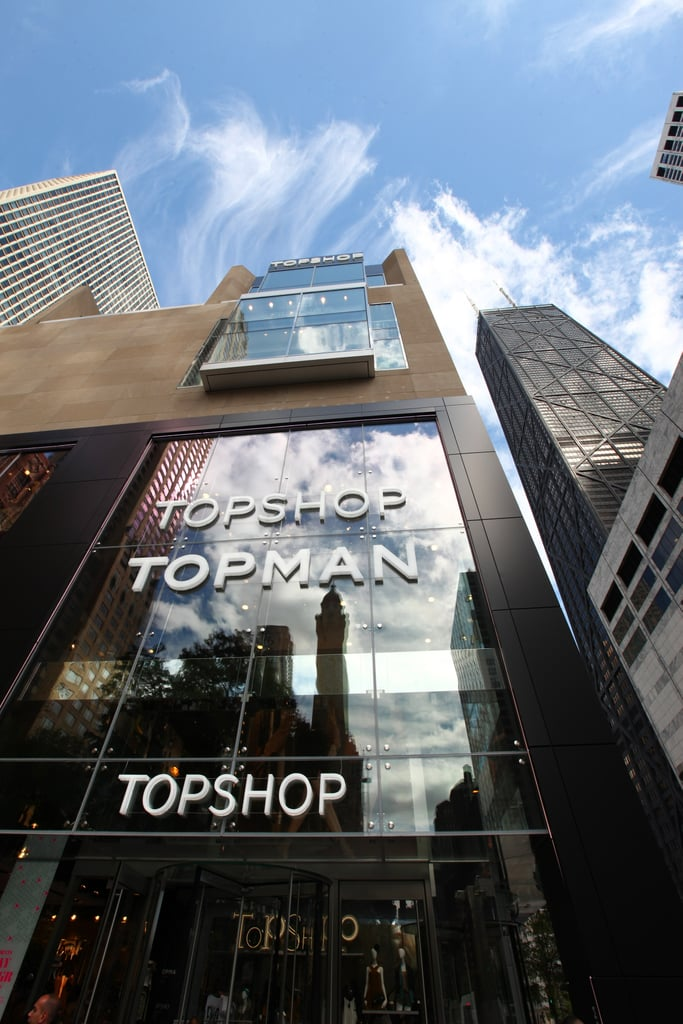 Topshop Australia: Opening Schedule and Site of Topshop in Melbourne's Chapel Street and Sydney's Gowing's Building