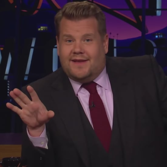James Corden Says Body-Shaming Is Bullying