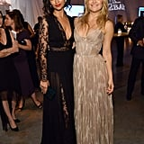 Pictured: Camila Alves and Kate Hudson