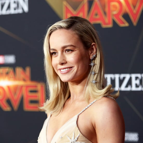 Brie Larson's Captain Marvel Workouts