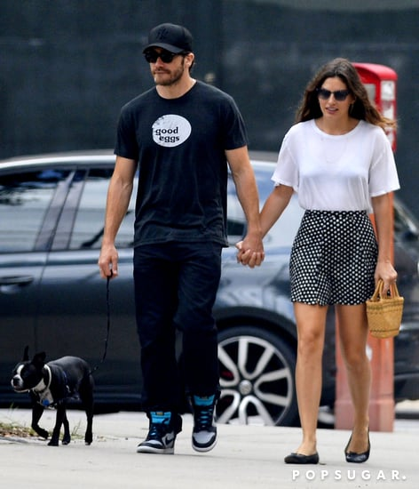 Jake Gyllenhaal and Alyssa Miller