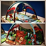 Tiny Love's new Next Generation Gym converts from a gym to a crawl-through toy/play area for mobile tots.