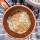 TikTok's Sweet Potato Latte Recipe With Photos