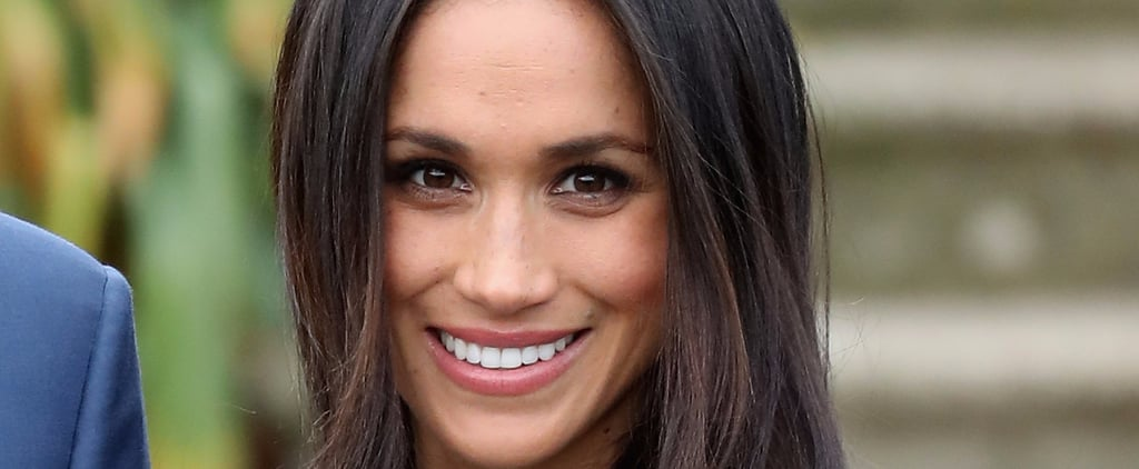Let Us Now Praise Meghan Markle's Natural, Curly Hair