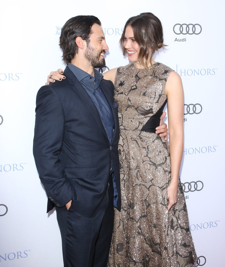 Milo Ventimiglia and Mandy Moore's characters on This Is Us constantly make us swoon, but their offscreen friendship is just as sweet. Since taking on the roles of the Mr. and Mrs. Pearson, the costars have shared a number of cute moments together. Whether they're snapping selfies on set or they're hitting the red carpet with the rest of the cast, it's obvious that these always have a good time whenever they're together.