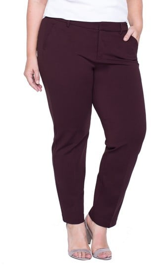 Liverpool Jeans Company Kelsey Ponte Knit Trousers These 50 Work Pants Are Selling Out Quick May The Shopping Odds Be Ever In Your Favor Popsugar Fashion Photo 10