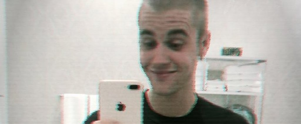 Justin Bieber Gets Buzz Cut 2018