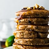 Courgette Chocolate Chip Pancakes