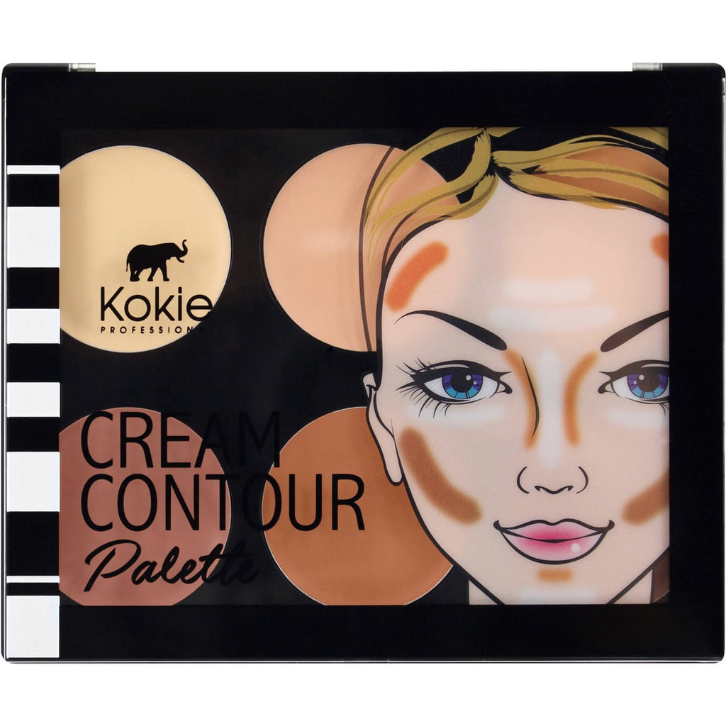 Kokie Professional Cream Contour Palette