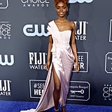 Ashleigh Murray at the 2020 Critics' Choice Awards