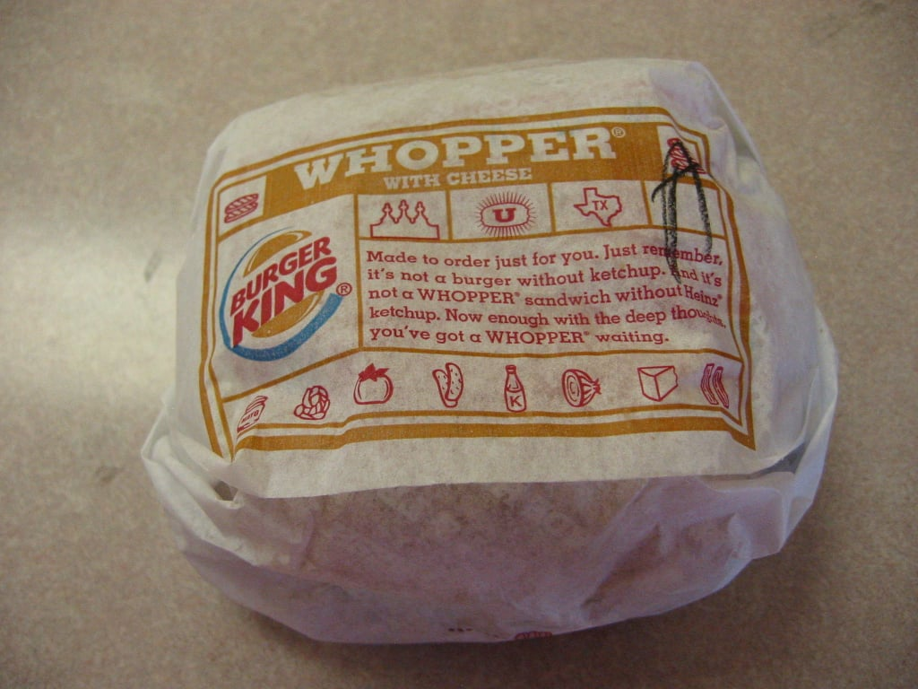 Burger King's Angry Whopper