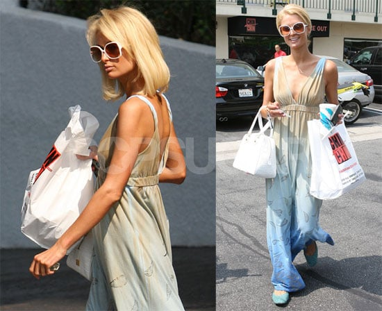 Photos of Paris Hilton in Los Angeles