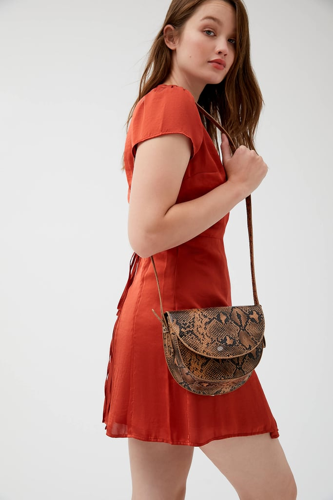 Elena Saddle Bag