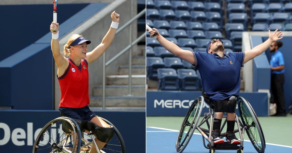 Diede de Groot, Dylan Alcott Win Golden Slam at 2021 US Open
