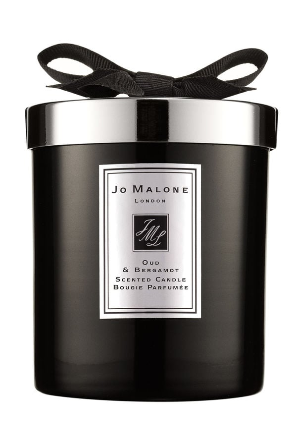 Jo Malone London Oud & Bergamot Home Candle, $120