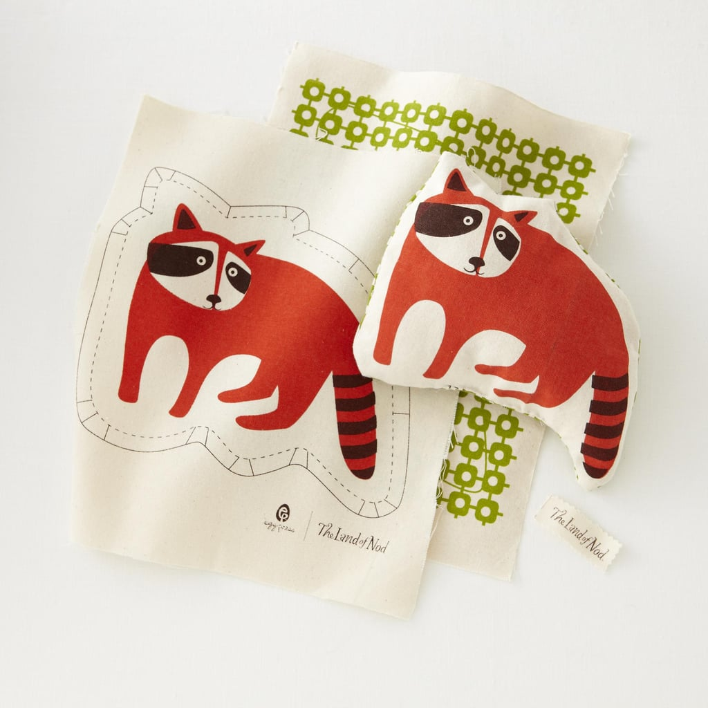 The Land of Nod Pillow Stitch Kit