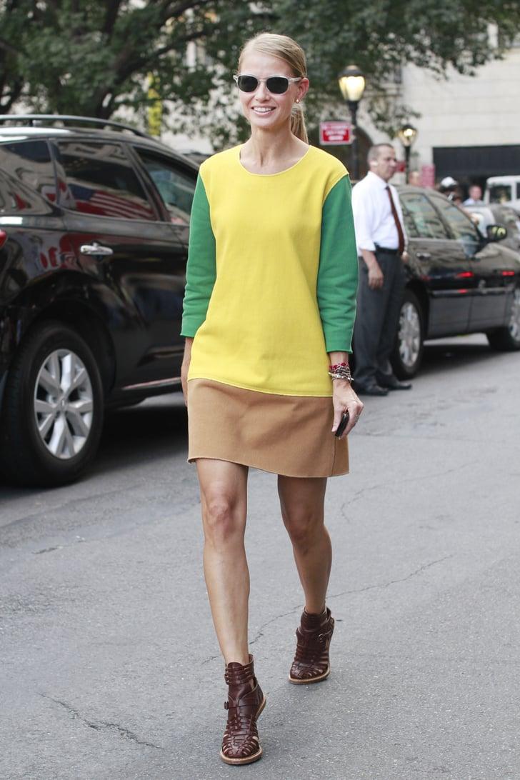 Spring 2012 New York Fashion Week Street Style Day 6