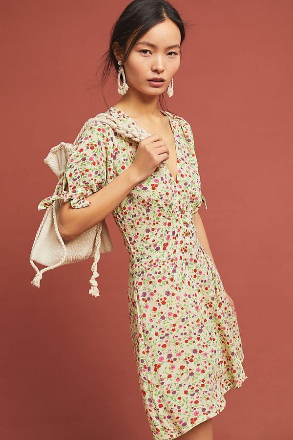 Bastille Dress | V neck wedding dress, Mermaid skirt, Dresses  |Bastille Dress