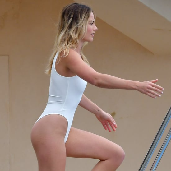 Margot Robbie Swimsuit Pictures in France May 2019