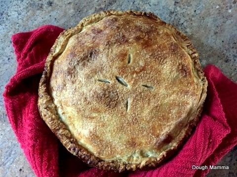 Fall Harvest Apple Pie
