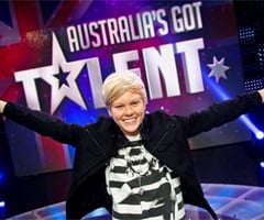 Jack Vidgen Wins Australia's Got Talent 2011, Winning $250,000 and a Sony Record Deal