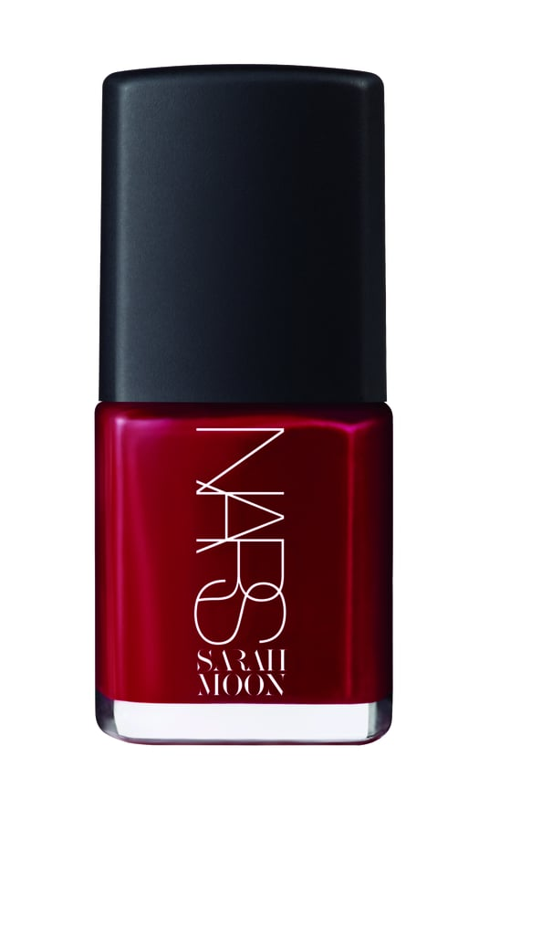 Nars Cosmetics x Sarah Moon Nail Polish in La Dame en Noir