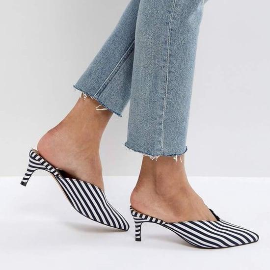 Trendy Kitten Heels