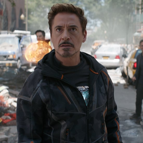Why Does Tony Stark Use a Flip Phone in Infinity War?