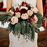 Rose and Fern Bouquet