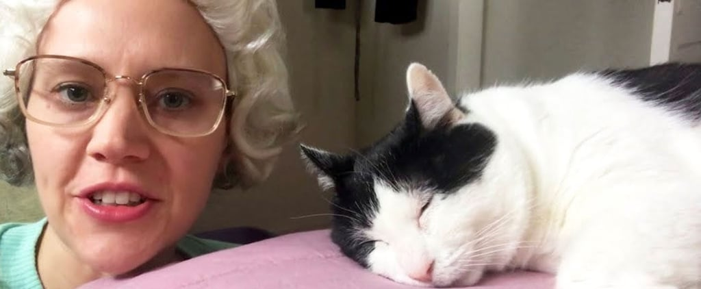 """Watch Kate McKinnon's Cat Shine in SNL """"Whiskers R We"""" Skit"""