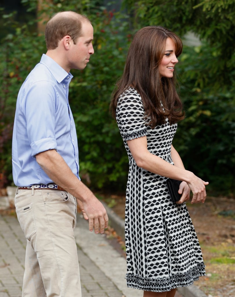 Kate Middleton and Prince William Pulled Off the Cutest Couple Styling Trick